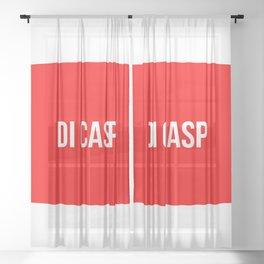 Di Casp Sheer Curtain