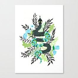 serpent Canvas Print