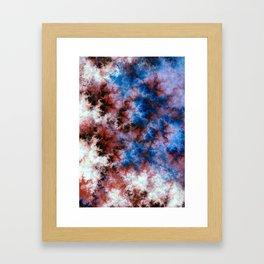 Celestials - Crumbling Reality Framed Art Print