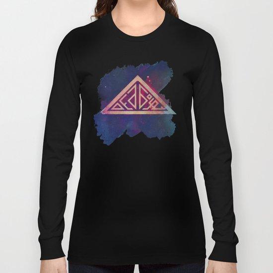 Ded Boyz Logo Painted Long Sleeve T-shirt