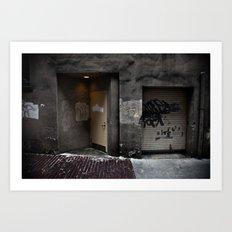 A1553 Art Print