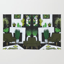 The Green Room Rug