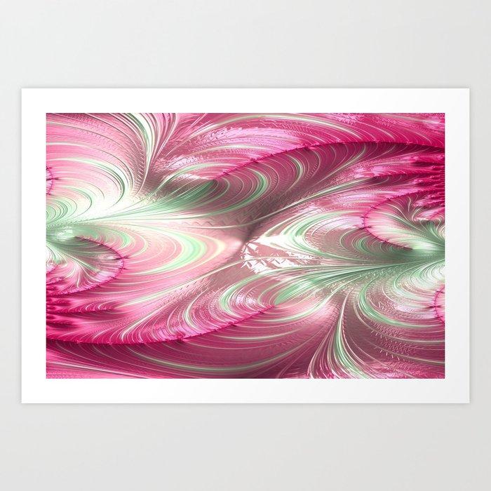 Gastrovascular Vitric 8 Art Print