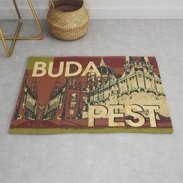 BUDA & PEST Rug
