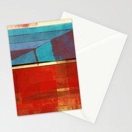 "Literatura de cordel  ""A Chegada de Lampião no Céu""(The Arrival of ""Lampião"" in Heaven) Stationery Cards"