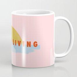Summer Living Coffee Mug