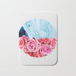 Unexpected Blossom #society6 #decor #buyart Bath Mat