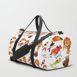 Rainforest animals 2 Duffle Bag