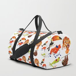 Rainforest animals 2 Duffle Bag