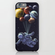 Space travel Slim Case iPhone 6