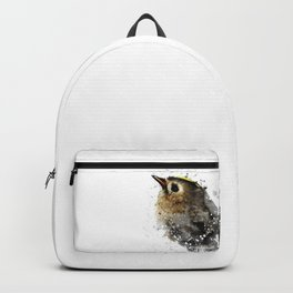 Winter Bird Backpack