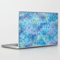 hologram Laptop & iPad Skins featuring Hologram by Marta Olga Klara