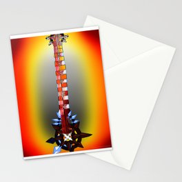 Fusion Keyblade Guitar #166 - Twilight Blaze & Two Become One Stationery Cards