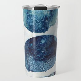 Floating sea foam. Travel Mug