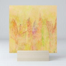 Flaming Autumn Mini Art Print