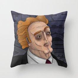 21st Century's Hercules Throw Pillow