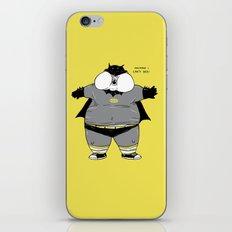 Fat Kid Costume iPhone & iPod Skin