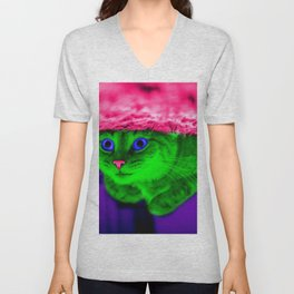 On the Ceiling Unisex V-Neck