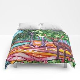 Deer Haven Comforters