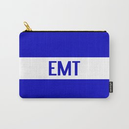 EMT: The Thin White Line Carry-All Pouch