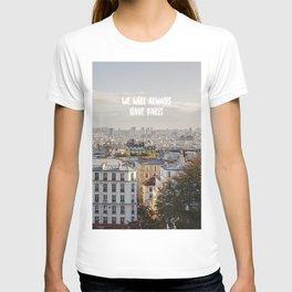 Paris Montmartre T-shirt