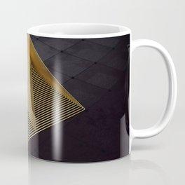 Golden pyramid Coffee Mug