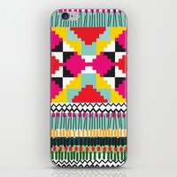 ethnic iPhone & iPod Skins featuring Ethnic by Maria Blanco