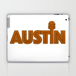 Retro Austin Texas Laptop & iPad Skin
