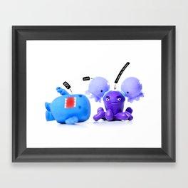 Princess Octogana Framed Art Print