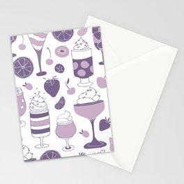 Jell-o Desserts Stationery Cards