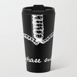 Spare Me B&W Travel Mug