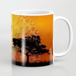 Sunset Coffee Mug, Scenic Mug, Skyscape Mug, Nature Mug, Zen Mug, Yoga Mug, Coffee Lovers, Gift for Coffee Mug