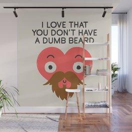 Groomed For Love Wall Mural