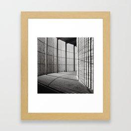 Chapel of Reconciliation in Berlin Framed Art Print