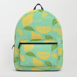 Give Us a Squeeze! Backpack