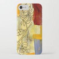 botanical iPhone & iPod Cases featuring Botanical  by Alexandra Sheldon
