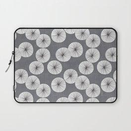 Umbrellas by Friztin Laptop Sleeve