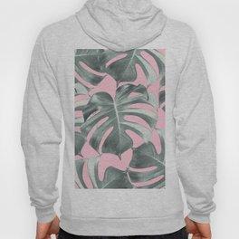 Tropical Monstera Leaves Dream #10 #tropical #decor #art #society6 Hoody