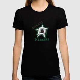 dalass d sharps T-shirt