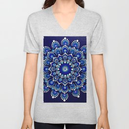 Greek Eye Unisex V-Neck