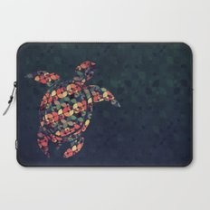 The Pattern Tortoise Laptop Sleeve