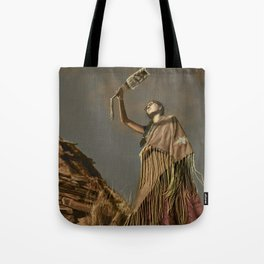 Prayers for Uncle Tote Bag