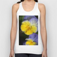 twins Tank Tops featuring Twins by IowaShots