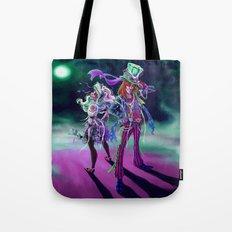 Halloween Time Tote Bag