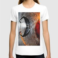 glasses T-shirts featuring glasses by  Agostino Lo Coco