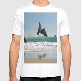 BroadHaven South Beach.Pembrokeshire.Wales. T-shirt
