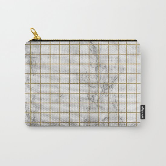 Marble #12 Carry-All Pouch