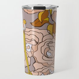 All we need is roses Travel Mug