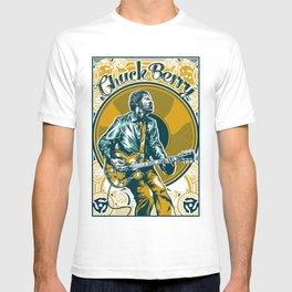 Chuck Berry All Hail Rock N Roll T-shirt