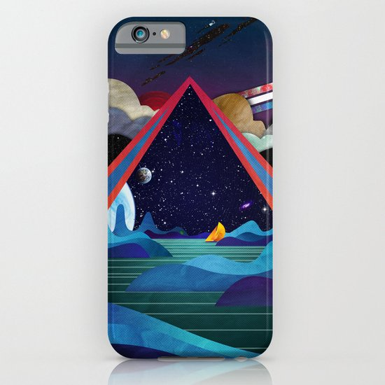 Frozen Oceans iPhone & iPod Case